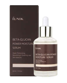 IUNIK Beta Glucan Power Moisture Serum Сыворотка С Бета-Глюканом 98%