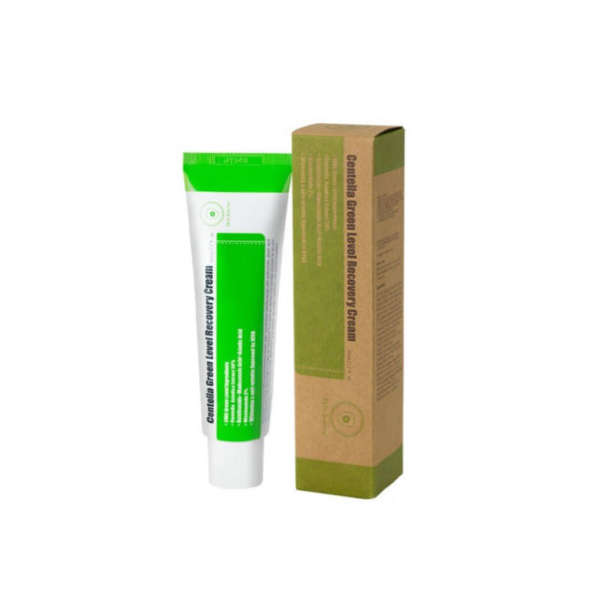 PURITO Centella Green Level Recovery Cream Восстанавливающий Крем С Экстрактом Центеллы