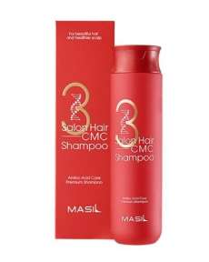 MASIL 3 Salon Hair CMC Shampoo Восстанавливающий Шампунь С Аминокислотами