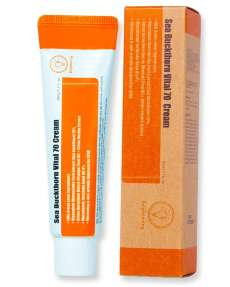 PURITO Sea Buckthorn Vital 70 Cream Витаминный Крем