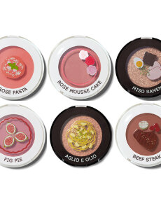 The Saem Saemmul Single Shadow Food Тени для век