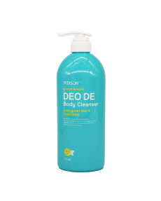 PEDISON Deo De Body Cleanser Гель Для Душа Лимон И Мята