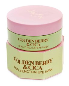 GASTON Dual Function Golden BERRY-CICA Hydro GEL Eye Patch Патчи для век