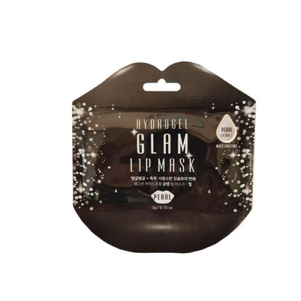 BEAUUGREEN Hydrogel Glam Lip Mask Pearl Патчи Для Губ Гидрогелевые