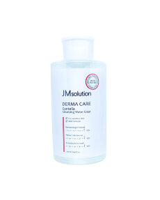JMSOLUTION Derma Care Centell Cleansing Water Clear Мицеллярная вода с центеллой