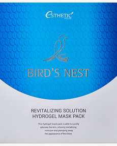 ESTHETIC HOUSE Bird'S Nest Revitalizing Hydrogel Mask Pack Гидрогелевая Маска Для Лица