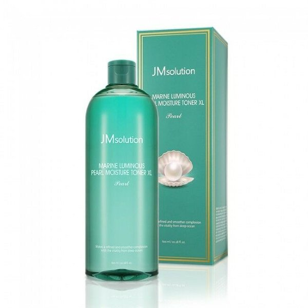 JMSOLUTION Marine Luminous Pearl Toner Увлажняющий Тонер